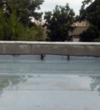 איטום גגות,ביצוע מרכזיית צנרת אינסטלציה ,בדיקות טיב והכנות לריצוף