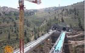א.צ. פרויקט איטום גשר הארזים