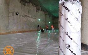 א.צ. פרויקט איטום נמל התעופה עש רמון יריעת PMH3040