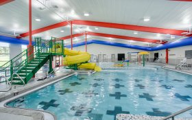 Doling Aquatic Center - Springfield, MO - LEED Silver
