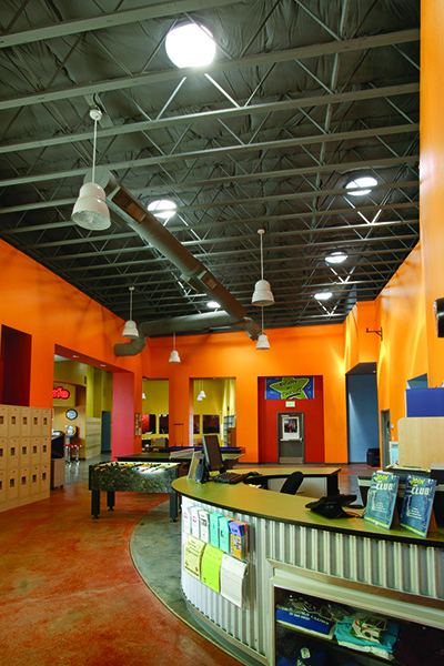 Linda Vista Teen Center - San Diego, CA