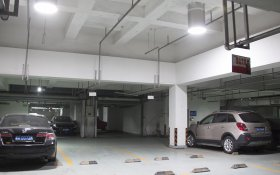 Underground Parking - China